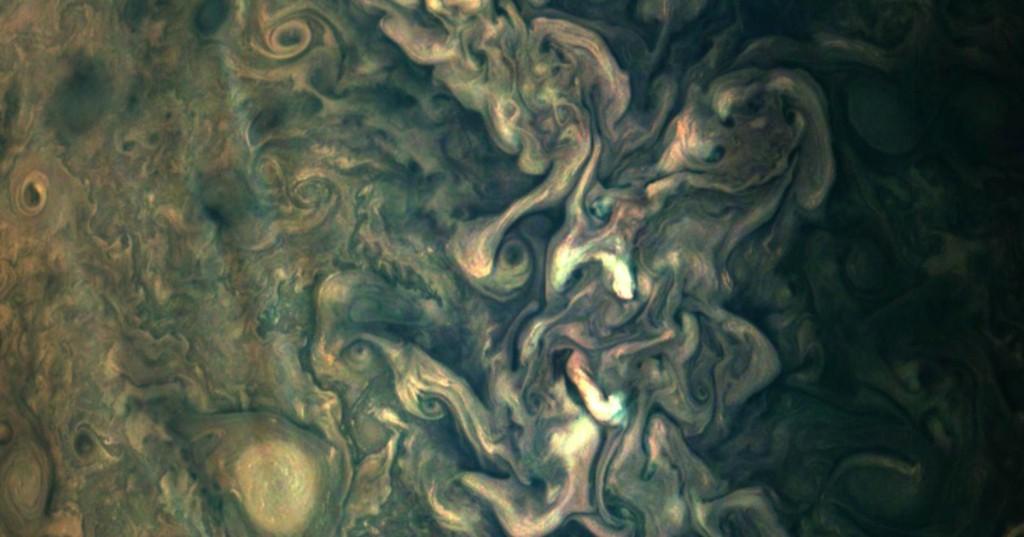 NASA's new Jupiter image is stunning