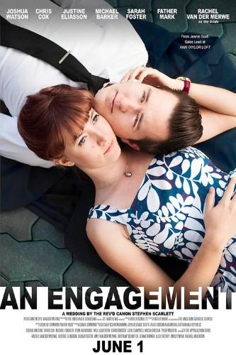 These Movie-Themed Engagement Photos Deserve an Oscar