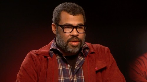 Jordan Peele had the perfect response to a viral tweet about one of his outfits