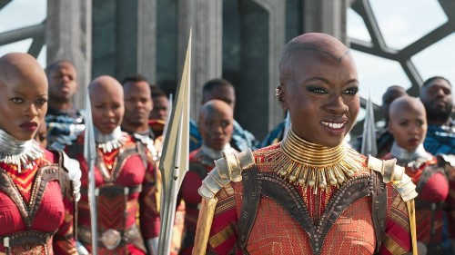 'Black Panther' sinks 'Titanic' in the most obvious box office headline ever