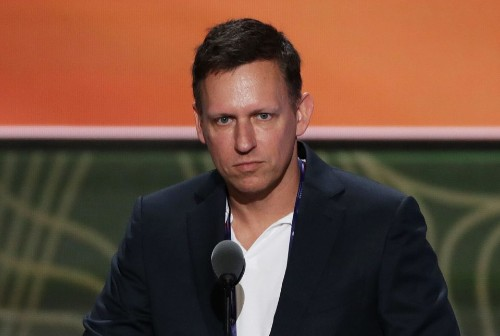 Peter Thiel Told Facebook CEO Mark Zuckerberg Not To Change Political Ad Rules: Report - Tech