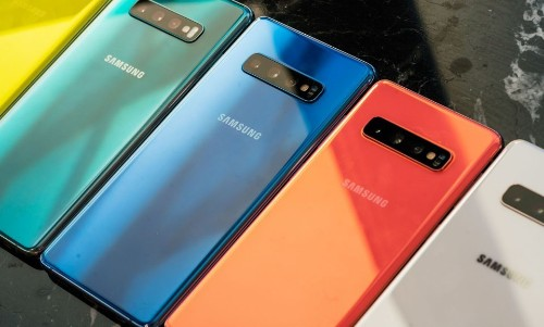 Samsung's Working On An AirDrop Alternative Which Will Debut With The Galaxy S20 - Tech