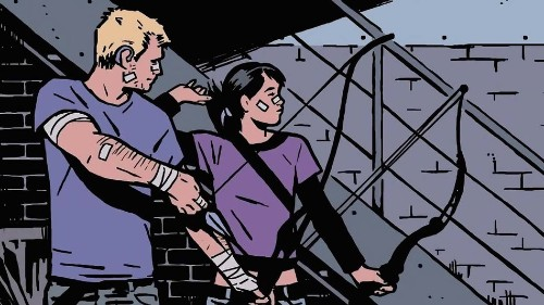 Kate Bishop is all you need to know about the Disney+ 'Hawkeye' series