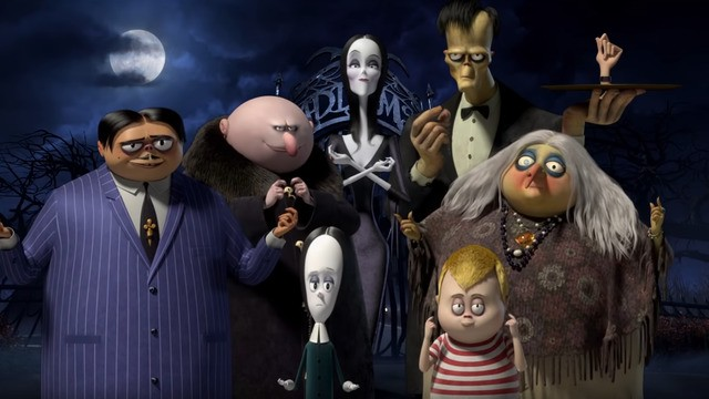 'The Addams Family' trailer is here to scare up some laughs