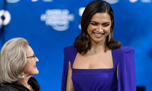 Davos 2020: Deepika Padukone's Speech On Depression Is Something Everyone Needs To Hear - Culture