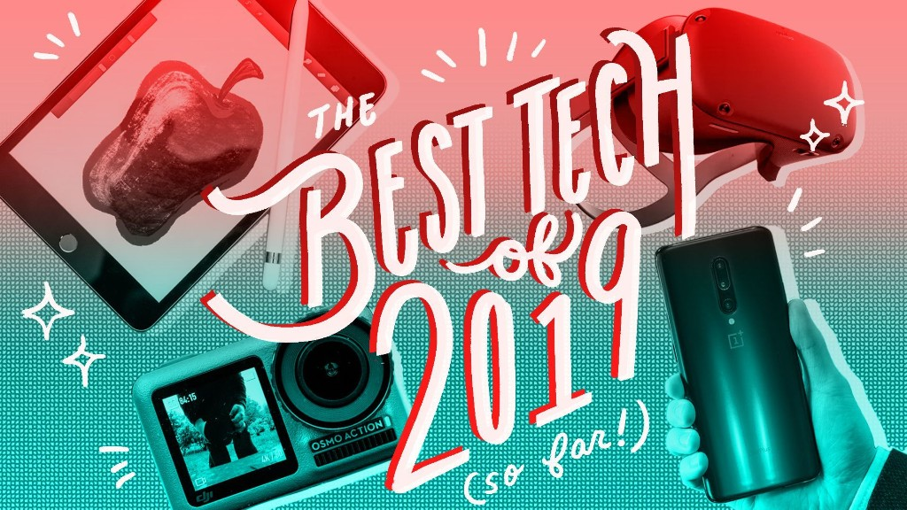 The best tech of 2019 (so far)