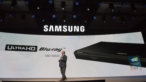 Samsung gives up on Blu-ray players in the U.S.