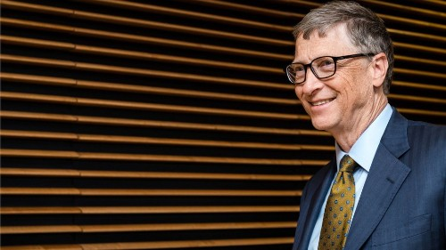 Bill Gates is another smart guy who is terrified of artificial intelligence