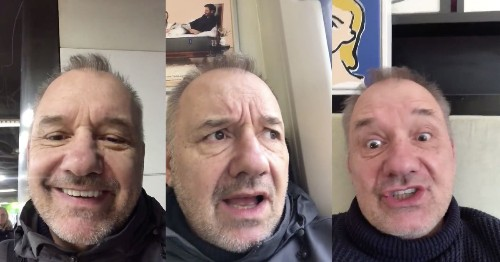 Bob Mortimer's 'Train Guy' is the funniest thing on the internet right now