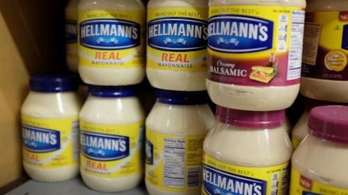 Mayonnaise ice cream exists and all of our worst nightmares have come true