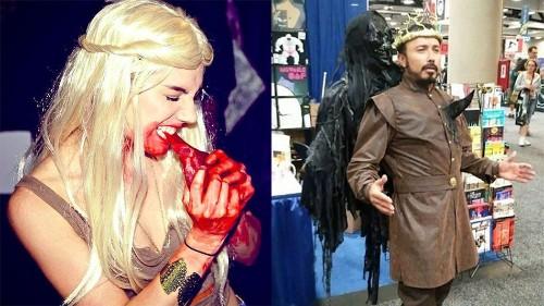 12 inventive Halloween costume ideas all 'Game of Thrones' fans will appreciate