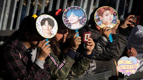 BTS stans: Here's how to add self-care to your fandom
