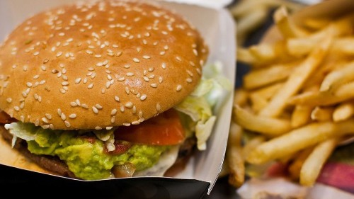 Calculator showing how much exercise it takes to burn off fast food will ruin your lunch plans