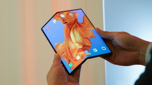 Huawei's foldable Mate X phone goes on sale on November 15 at a staggering price