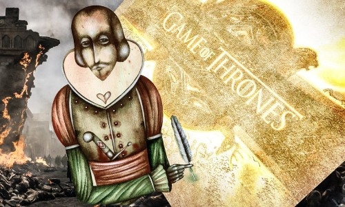 If Shakespeare Wrote 'Game Of Thrones', This Is How It Would End!