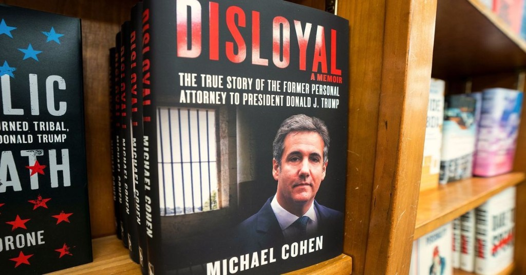 We read Michael Cohen's book on Trump so you don't have to. But you should.