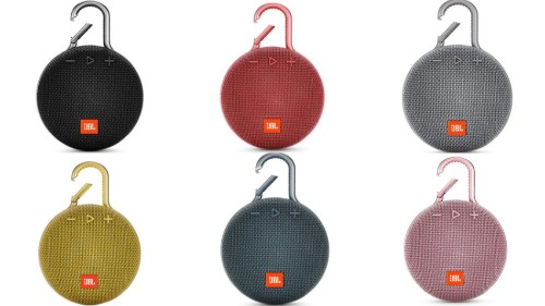 JBL Clip 3 portable Bluetooth speaker is $20 off at Walmart