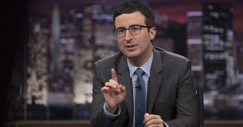 John Oliver episode about PM Modi not available in India on local Disney platform