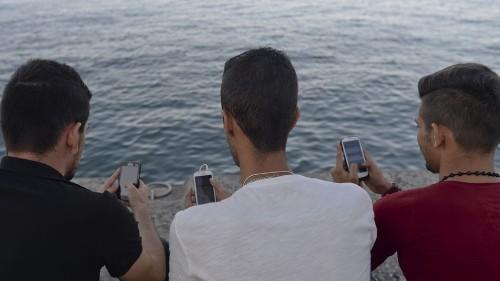 This app connects refugees to volunteer translators via Facebook Messenger