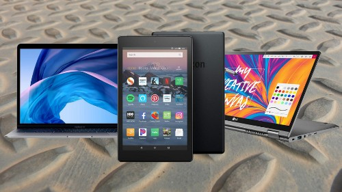 Fire tablets, MacBooks, and more laptop and tablet deals this week