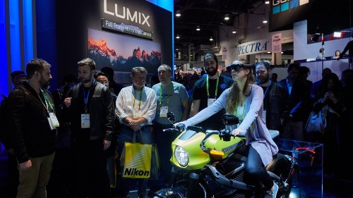 Meet the flying cars, taxis, electric motorcycles, and scooters of CES 2019