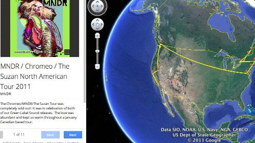 Google Earth Intros Tour Builder, A Cooler Way to Tell Stories