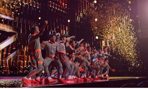 Mumbai's V. Unbeatable Reach 'America's Got Talent: The Champions' Finals After Blistering Performance - Culture