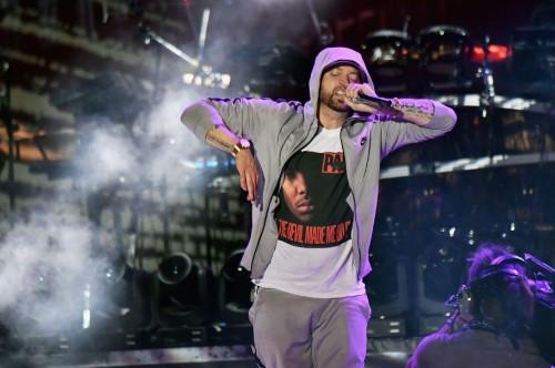 Eminem stands up against Netflix for cancelling Marvel's 'The Punisher'