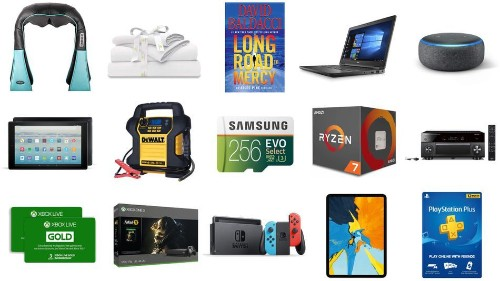 Amazon Fire HD, Nintendo Switch, Xbox One X, iPad Pro, and more deals for March 24