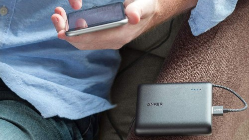 Anker PowerCore portable charger is $11 off at Amazon