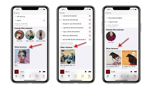 Apple Music Just Found An Easier Way to Find, View Alternate Versions of Albums
