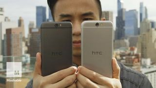 HTC's new flagship phone is basically an iPhone 6S that runs Android