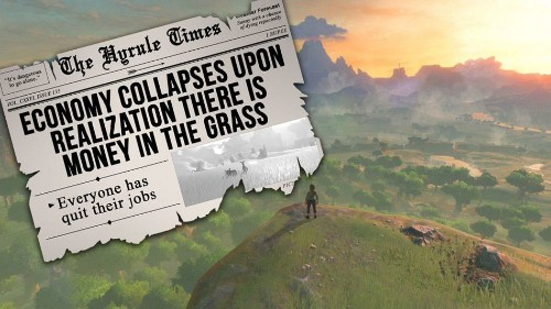 7 news headlines from inside 'The Legend of Zelda' universe