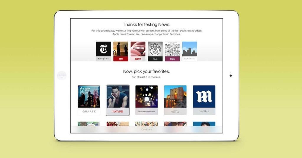 Hands-on with Apple News: Will it kill Flipboard?