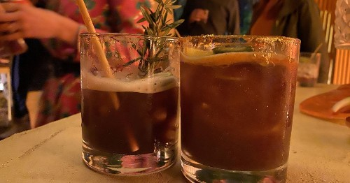 Brain-juicing cocktails want to give the sober curious a buzz. But where's the science?