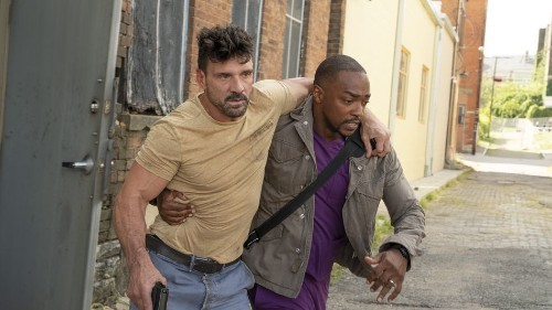 Netflix's 'Point Blank' is a waste of two beloved Marvel stars