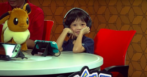 7-year-old Simone Lim is Oceania's adorable new Pokémon champion