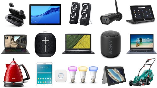 Sony speakers, De'Longhi kettles, Amazon devices, Microsoft tablets, and more on sale for April 23 in the UK