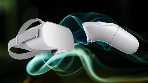 The Oculus Go VR headset is $40 off for Prime Day