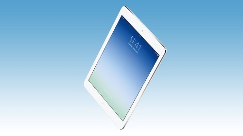 A Test of Tablets: Apple's iPad Air vs. the Competition
