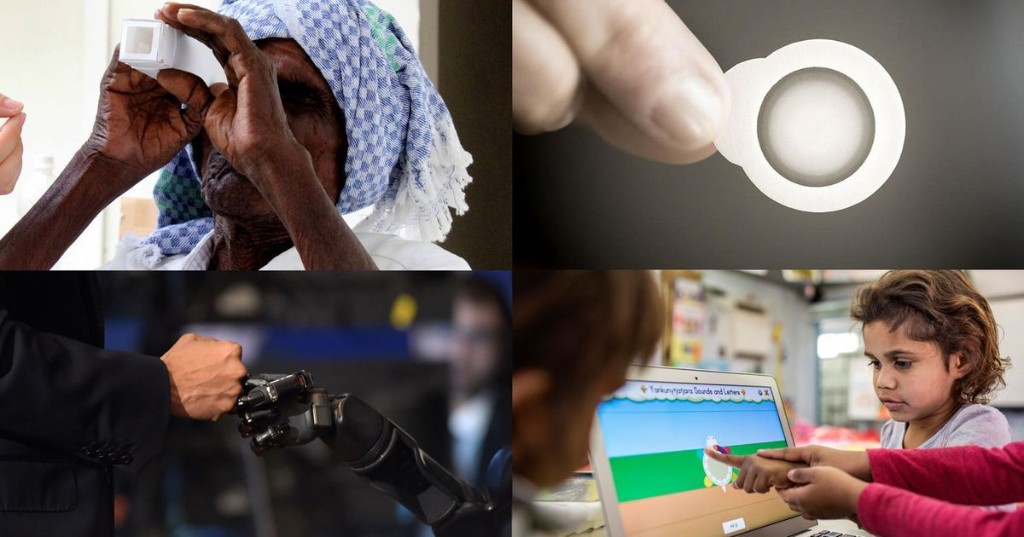 The 9 most impressive social good innovations from October