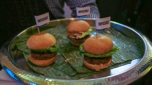 There's a new Impossible Burger, and this time it's gluten-free
