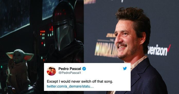 'The Mandalorian' Star Pedro Pascal Has Weighed In On The Baby Yoda Radio Meme - Culture
