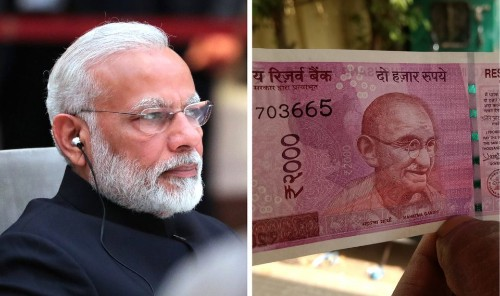 Rs. 2000 Made To Battle Fake Currency, Ends Up Being The Most Counterfeited One - Culture