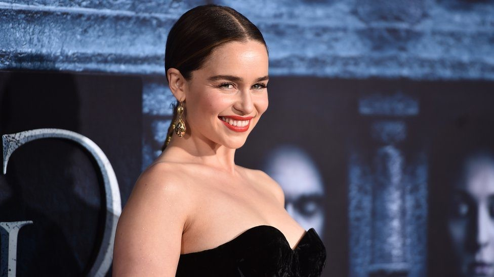 Fancy a virtual dinner date with Emilia Clarke? Here's what you have to do