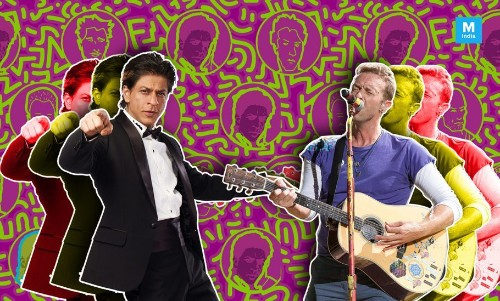 Coldplay's Chris Martin Tweets His Love For Shah Rukh Khan, and We Kinda STAN