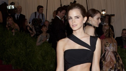 Emma Watson calls the fashion industry to action on gender equality