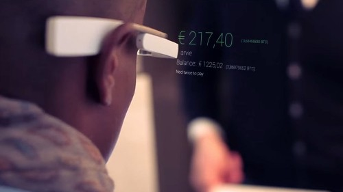 Google Glass Can Now Empty Your Wallet When You Nod