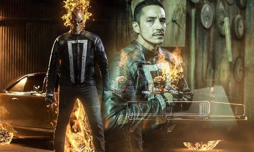 Marvel And Hulu Join Hands To Make The First Ever Ghost Rider TV Show