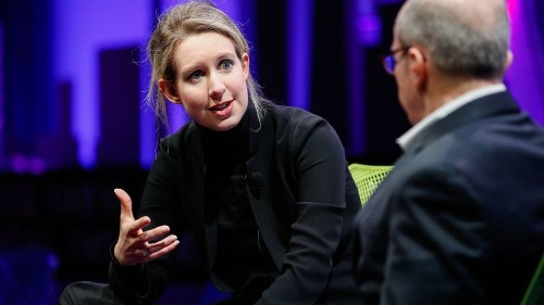 Theranos lays off another 155 people in wake of scandal